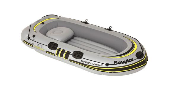 Sevylor Supercaravelle XR86GTX-7 - Barca - gris/negro